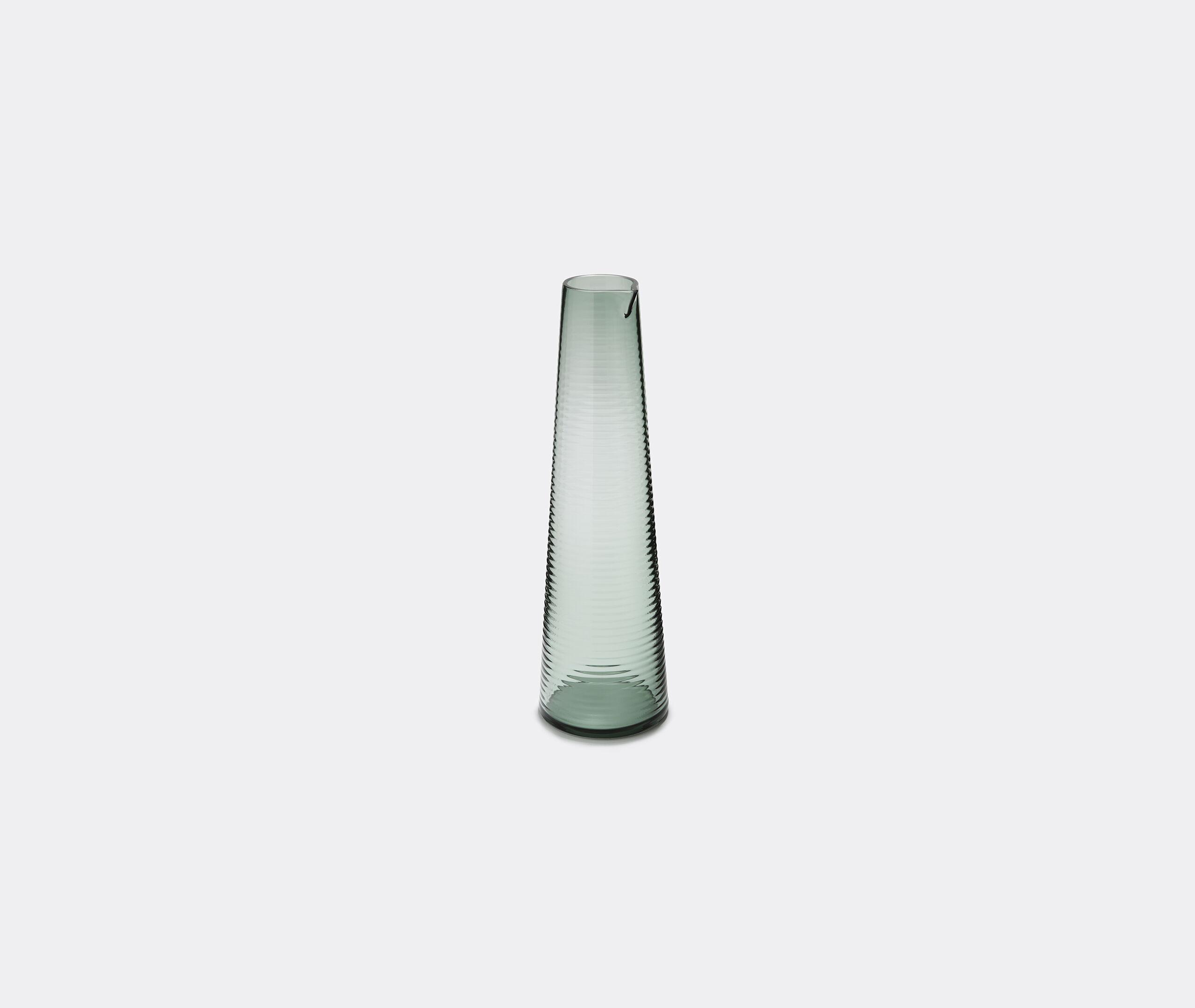 Poem Water Bottle Green