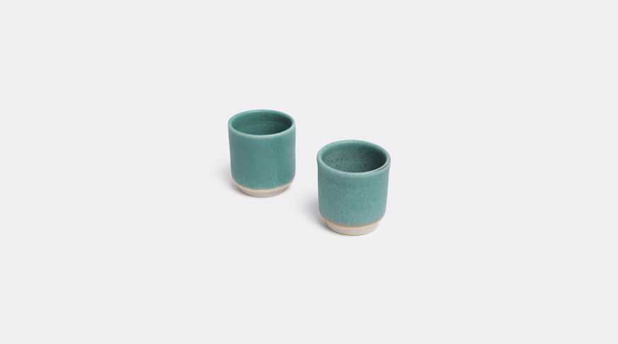 Ajotto Cups | Limited Edition Parisian Blue