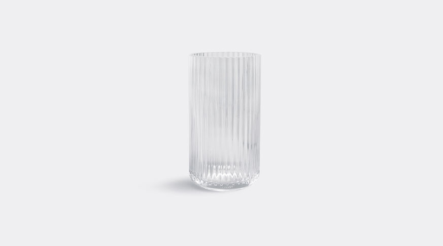 Lyngby Vase 20Cm Glass, Clear