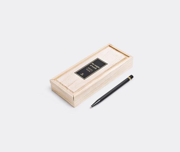 'Brassing' ballpoint pen