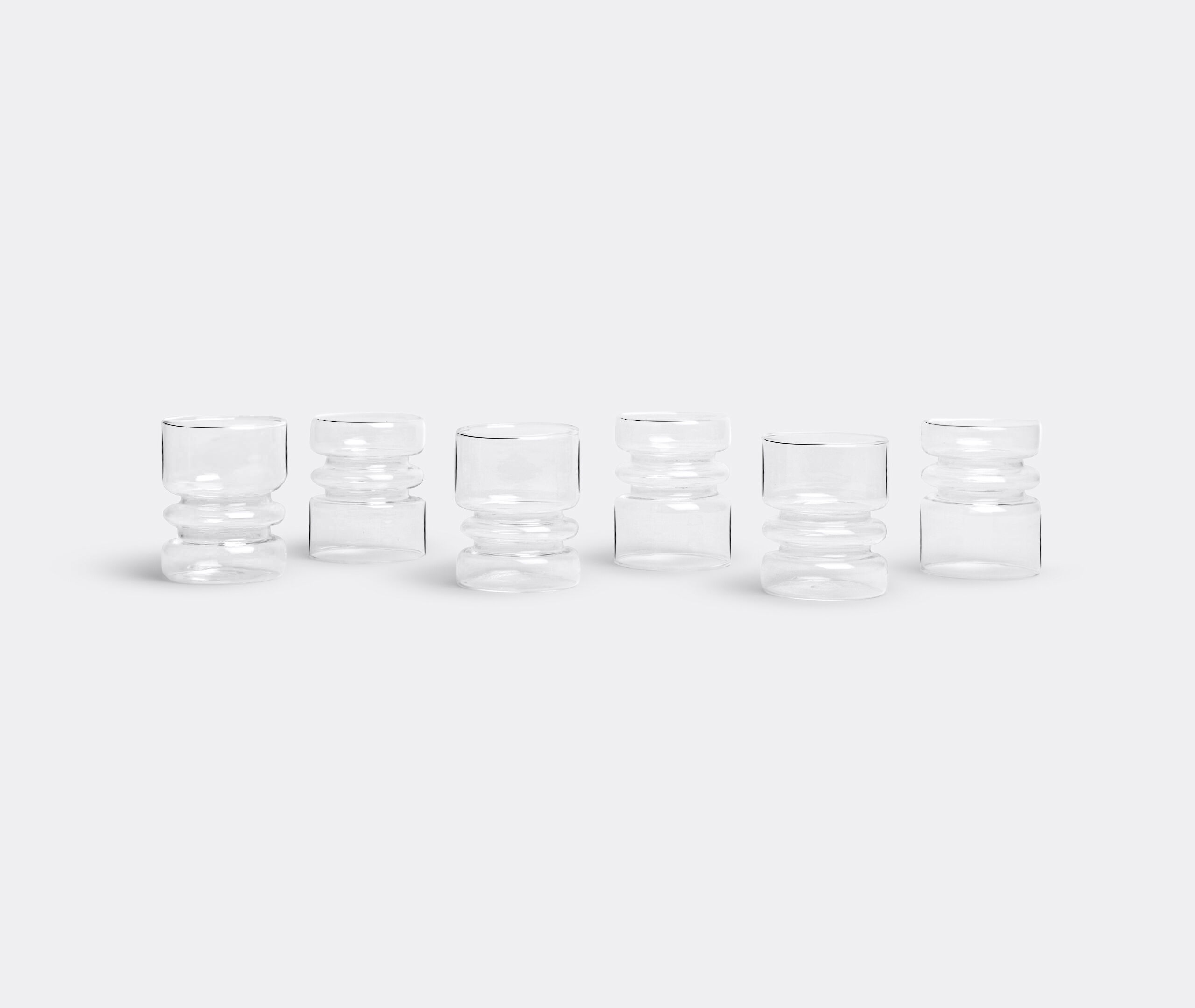 Water Glass Rings