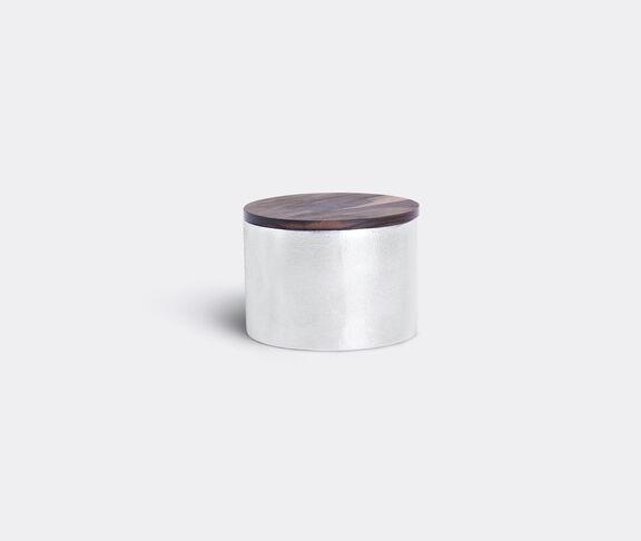 Tin pot, small