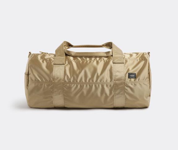 'Gold T' Boston bag