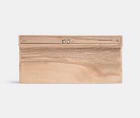 Tablet Combo: Oree Board 2 (Walnut) + Genuine Leather Pouch