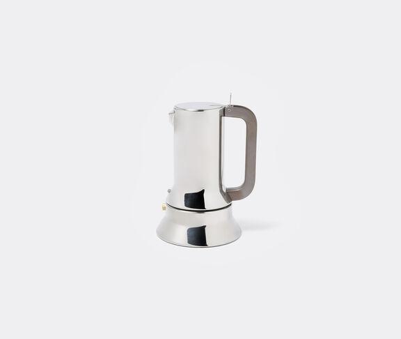 Espresso coffee maker, three cups