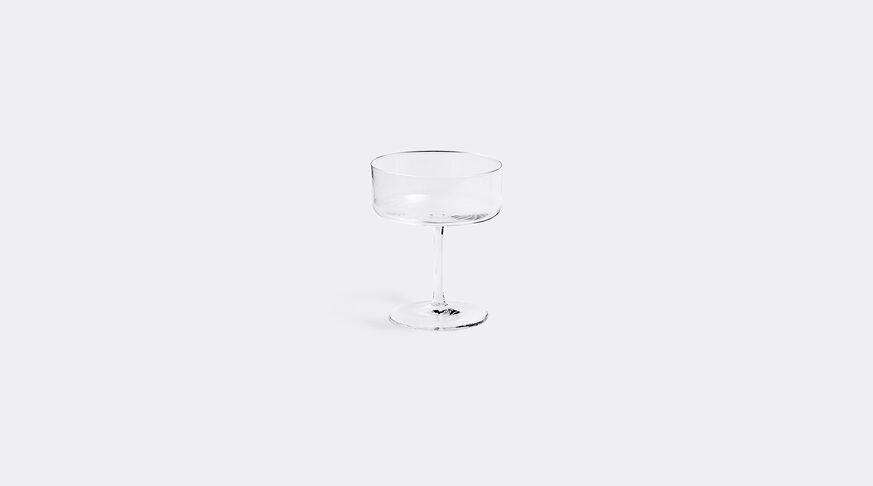Glass Cup Champagne Amalfi