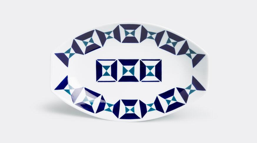 Large Oval Platter Paxarico Monferico
