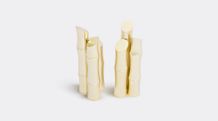 Bambou Bookend Set Of 2