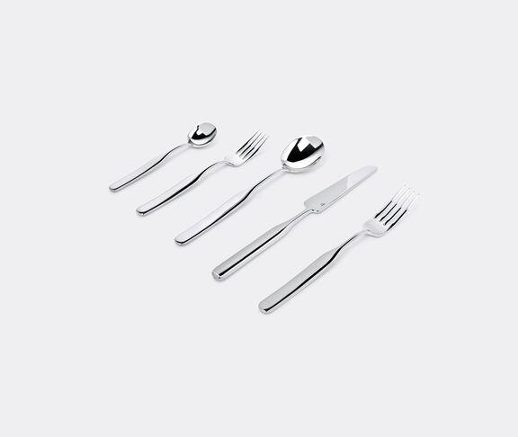 'Collo alto' five piece cutlery set