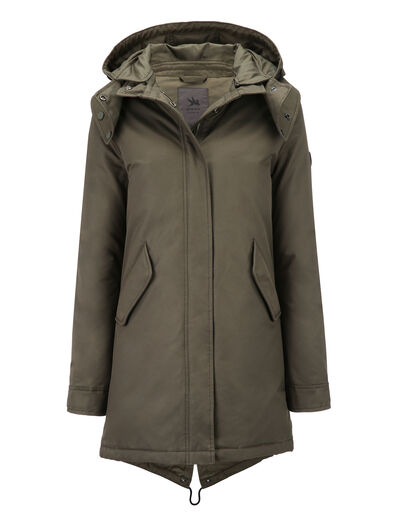 W'S AVIATION ESKIMO PARKA