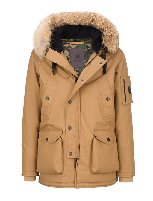 N3-B BRIDGE PARKA
