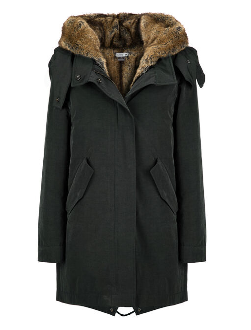 MERCER FISHTAIL PARKA