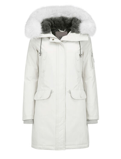W'S AVIATION N3-B PARKA FOX FUR