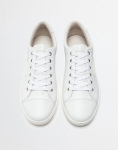 LONDON SNEAKERS IN LEATHER