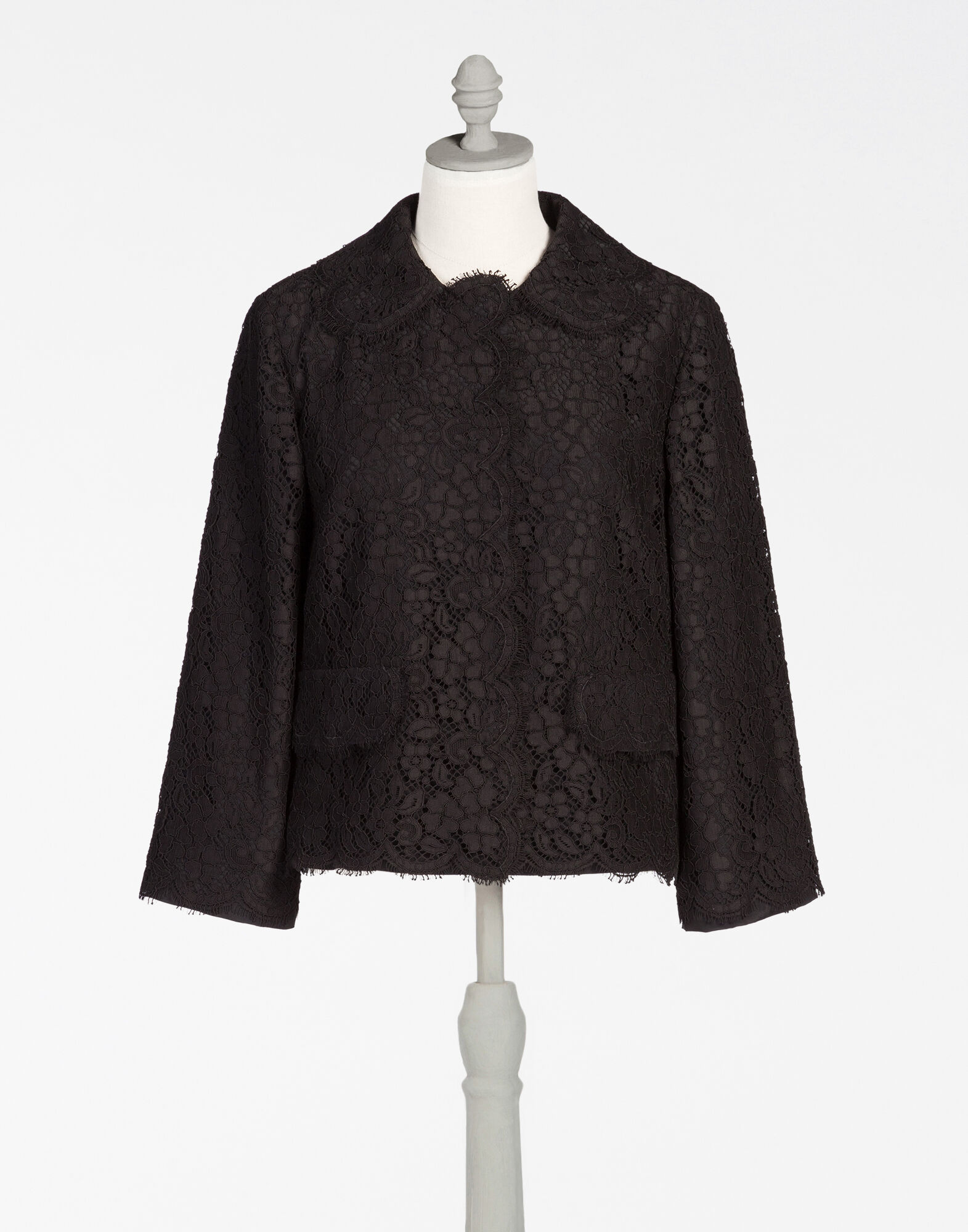 CORD LACE JACKET