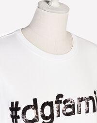DG FAMILY COTTON T-SHIRT