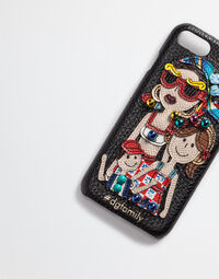IPHONE 7 COVER WITH DG FAMILY PATCH