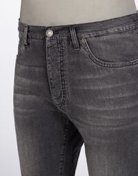 SHORT JEANS WITH REAR DETAILS