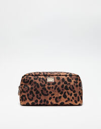 NECESSAIRE IN PRINTED NYLON