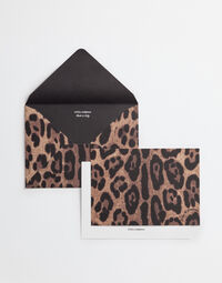 TEN CARD SET WITH PRINTED PAPER ENVELOPES