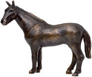 "Sculpture ""Horse II"" (2012), Bronze"