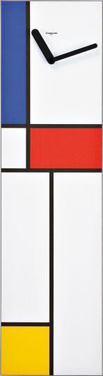 """Piet Mondrian: """"Wanduhr"""""""