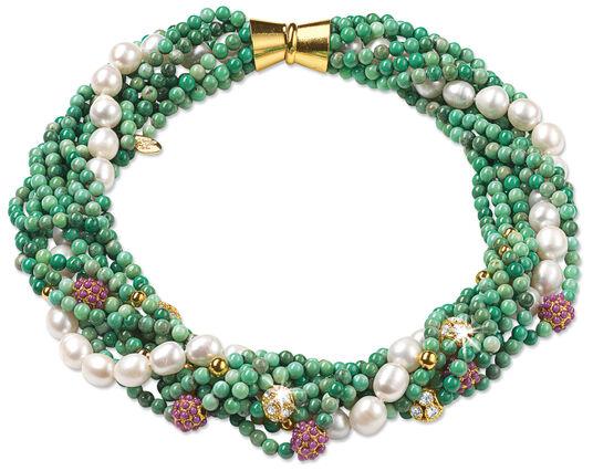 "Necklace ""Empress"""