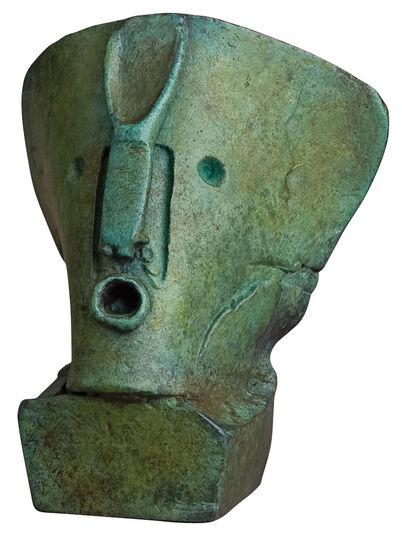"""Paul Wunderlich: Skulptur """"Kleiner Bonaparte"""" (1998)"""