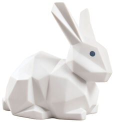 "Porcelain Figure ""Bunny"", White Version"