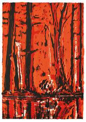 """Bild """"Wald-Spiegel-Wasser IV"""" (2011)"""