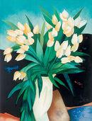 "Bild ""Porcelaine blanche"" (1997), ungerahmt"