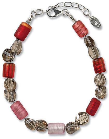 """Armband """"Bordeaux"""""""