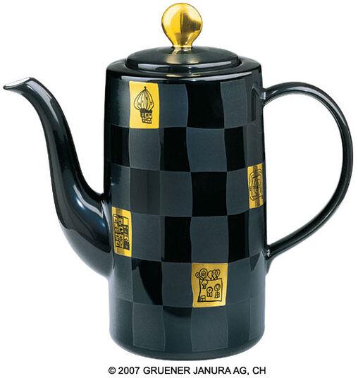 Friedensreich Hundertwasser: Coffee Pot