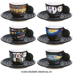 The Espresso Cup Collector's Edition