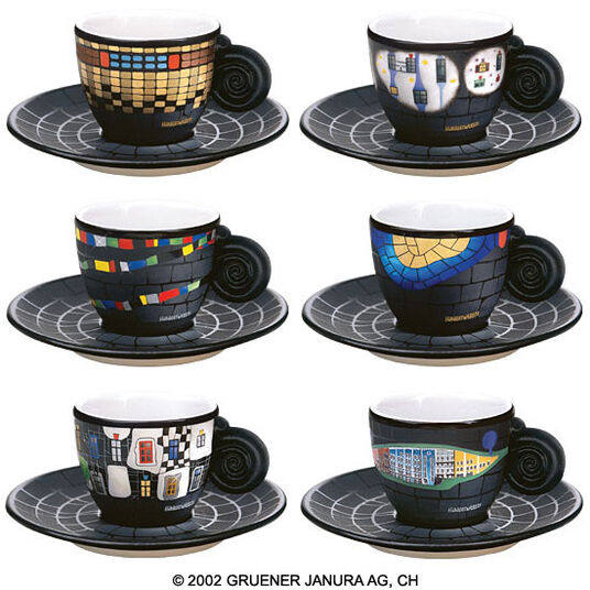 The Espresso Cup Collector's Edition