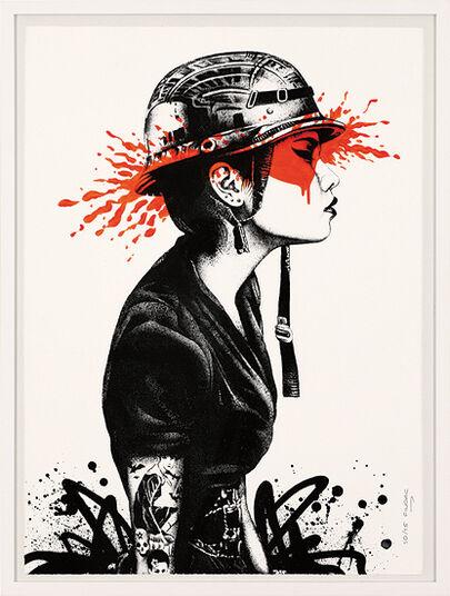 """Fin DAC: Bild """"Agent O"""" (2013)"""