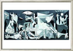"Bild ""Guernica"" (1937), gerahmt"