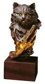 "Sculpture ""La Mano - (The Hand)"", Bronze"