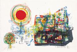 "Bild ""Aube"" (2013), ungerahmt"
