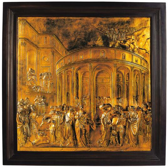 """Lorenzo Ghiberti: """"The Story of Joseph"""""""