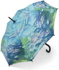 "Stick umbrella""Water Lillies"""