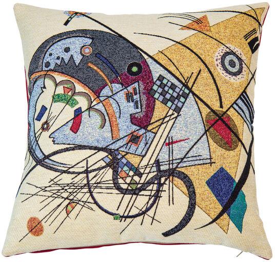 "Wassily Kandinsky: Kissenhülle ""Composition VIII"" (1923)"