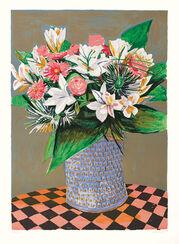 """Bild """"Blumenstrauß"""" (1997)"""