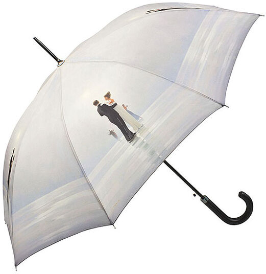 "Jack Vettriano: Stick umbrella ""Dance with me"""