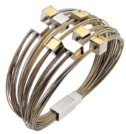 "Angelika Hörmann: ""Cube"" bracelet"