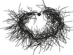 """Necklace """"Bo-Ah"""", black edition"""