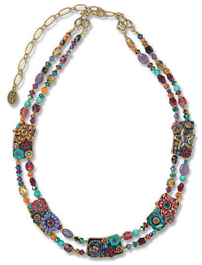 "Michal Golan: Necklace ""Spring"""
