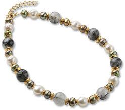 """Collier """"Perlen des Jugendstils"""""""