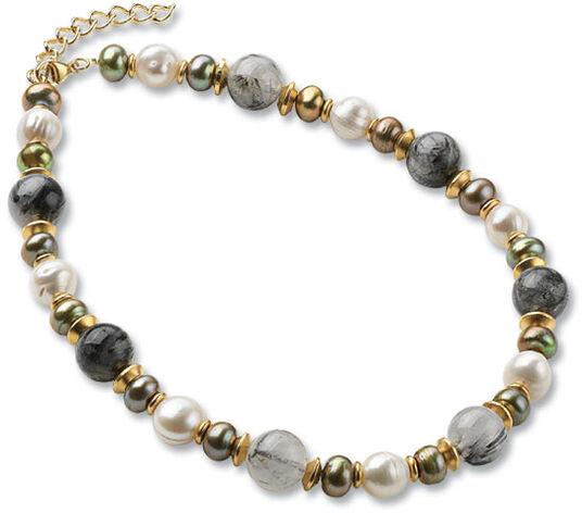 "Petra Waszak: Necklace 'Pearls of Art Nouveau"""