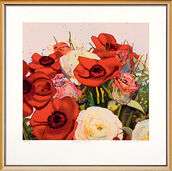 "Picture ""Flowers in Red"""